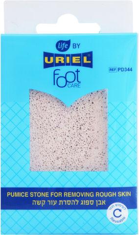 לייף-אוריאל אבן להסרת עור קשה PD344