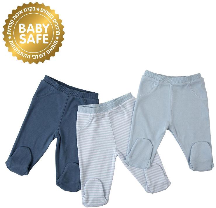BABYS מכנסיים כחולים 0-3 חודשים