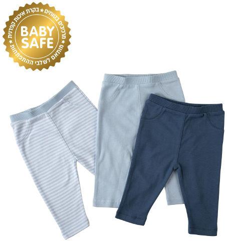 BABYS מכנסיים כחולים 3-6 חודשים