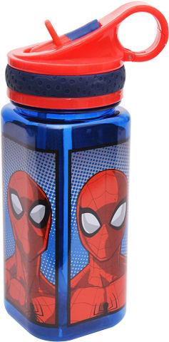קידס בקבוק טריטן מרובע - ספיידרמן
