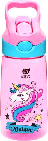 לייף קידס בקבוק שתייה לילדים חד קרן