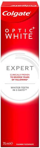 משחת שיניים אופטיק וויט EXPERT WHITE