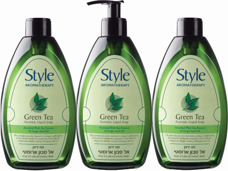 אל סבון ארומטי תה ירוק