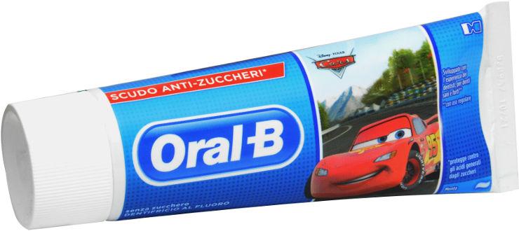 משחת שיניים לילדים לגיל 2-6 שנים  קארס
