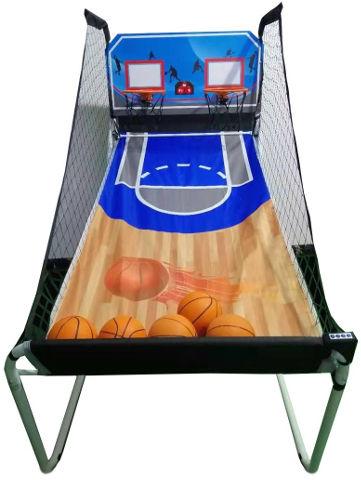 מתקן כדורסל אלקטרוני זוגי SCORER