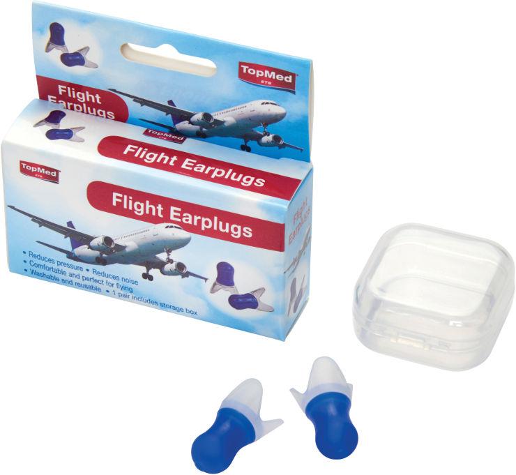 טופמד אטמי אוזניים לטיסה