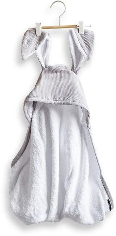 TAKE ME HOME מגבת חיבוק לבן