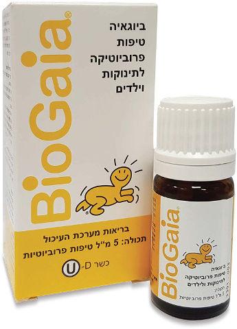 PROTECTIS BABY טיפות פרוביוטיקה לתינוקות וילדים