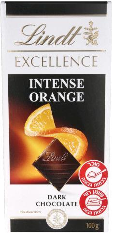 אקסלנס שוקולד תפוז
