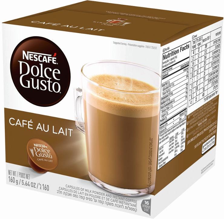 אולאיט- קפסולות קפה