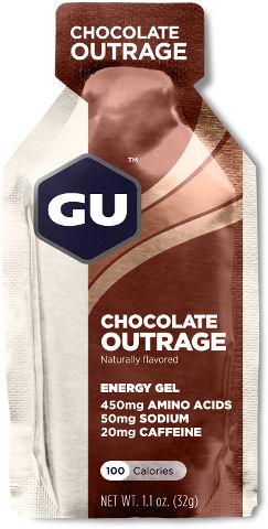 ג'ל אנרגיה בטעם שוקולד