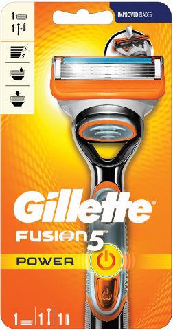 פיוז'ן פאואר 5 מכשיר גילוח רב פעמי +סכין