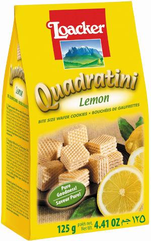 קואדרטיני וופל לימון