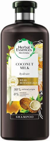 שמפו חלב קוקוס