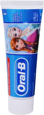 משחת שיניים לילדים לגיל 2-6 שנים  פרוזן