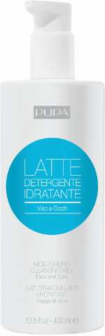 LATTE DETERGENTE IDRATANTE חלב פנים מלח