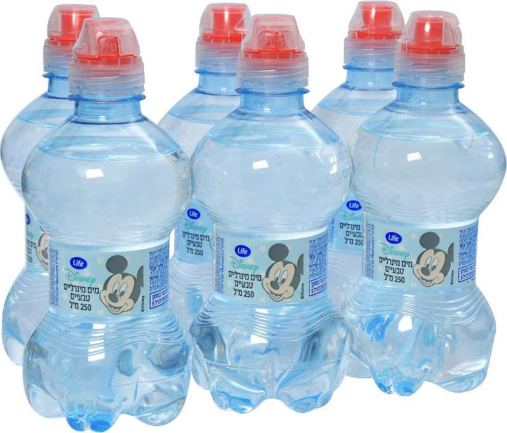 Wellness מים מינרלים דיסני