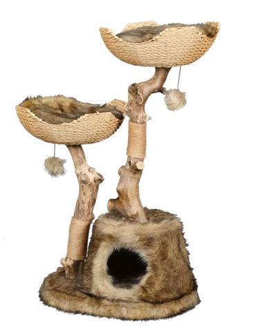 מגרדות עץ טבעי