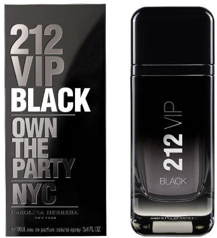 212 VIP BLACK א.ד.פ לגבר