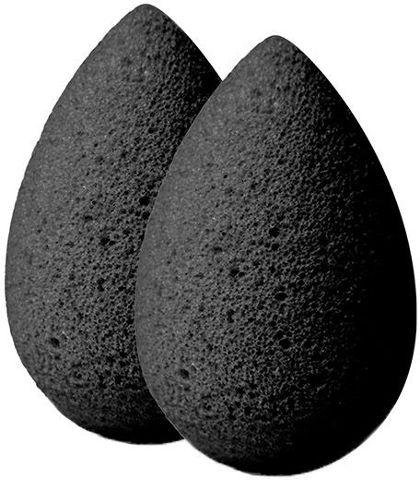 ספוגיות קטנות בצבע שחור