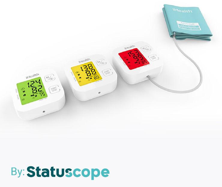 מד לחץ דם חכם KN-550BT