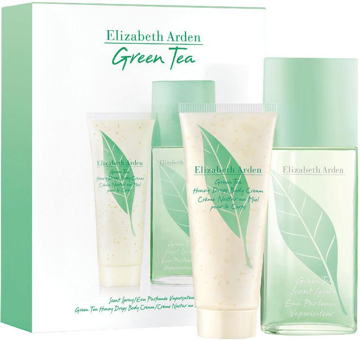 green tea סט א.ד.ט + קרם גוף לאשה
