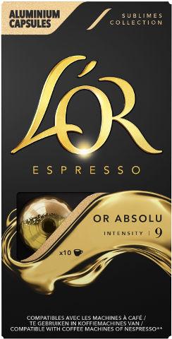 קפסולות קפה אספרסו אבסולו 9