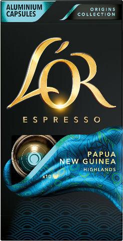 קפסולות קפה אספרסו פפואה 7