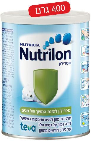 תרכובת מזון לפגים ותינוקות משקל לידה נמוך על בסיס חלב
