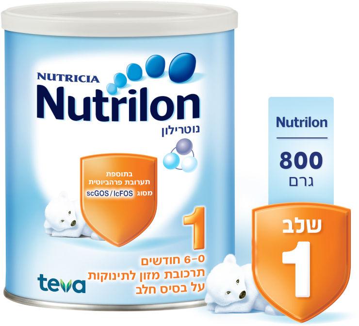תרכובת מזון לתינוקות שלב1