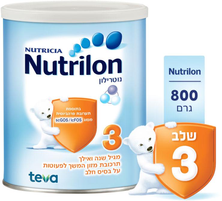 תרכובת מזון לתינוקות שלב 3