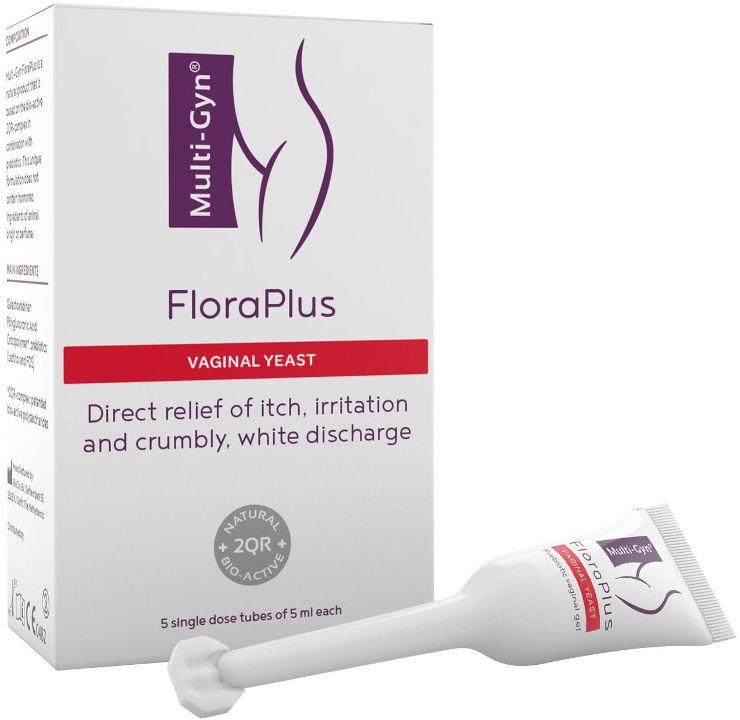 פלורה פלוס לטיפול ומניעה של פטרת הנרתיק