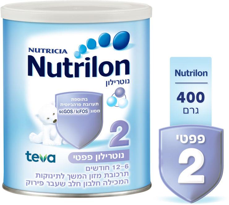 פפטי שלב 2 תרכובת מזון לתינוקות המכילה חלבון חלב שעבר פירוק 6-12 חודשים