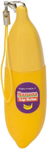 DELIGHT DALCOM לחות לשפתיים - בננה