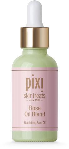 שמן פנים מזין מועשר בתמציות ורדים ורימון