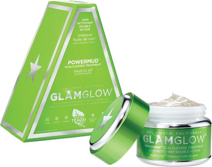 POWERMUD DUAL CLEANSE TREATMENT מסכה לניקוי הזנה וחידוש העור