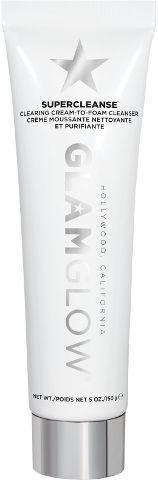 SUPERCLEANSE סבון פנים במרקם קרם קצף