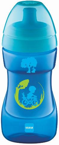 כוס ספורט 12+ כחול