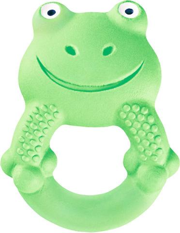 נשכן צעצוע מקס הצפרדע ירוק