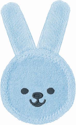 מאם ארנב להיגיינת הפה - כחול