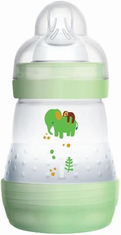 בקבוק אנטי קוליק 0+ ירוק
