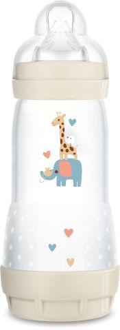 בקבוק הזנה לתינוק התחלה קלה בלי גזים 4+ ירוק