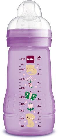 בקבוק הזנה לתינוק 2+ לתינוק סגול