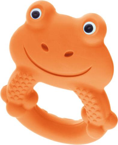 נשכן צעצוע מקס הצפרדע כתום