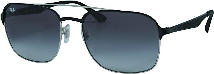 משקפי שמש, דגם 3570 צבע 9004/8G מידה 58