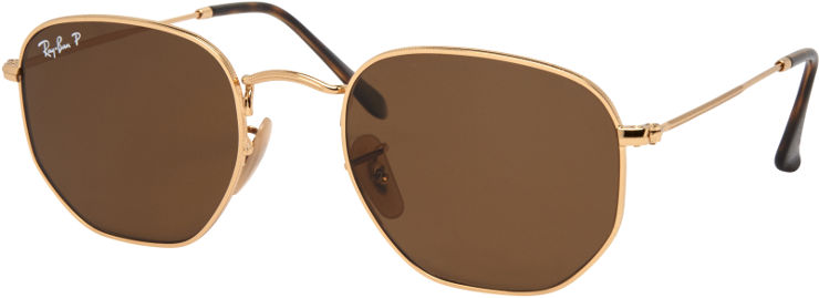 משקפי שמש POLARIZED, דגם 3548N, צבע 001/57 מידה 51
