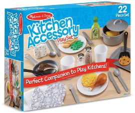 melissa and doug סט כלי מטבח לילדים