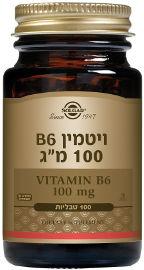 סולגאר ויטמין B6