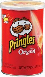 פרינגלס פרינגלס מידי בטעם אורגינל