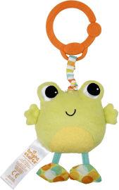 BRIGHT STARTS צפרדע רוטטת לתלייה